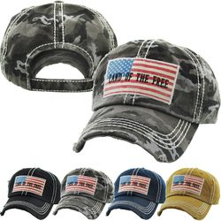 American Flag and Americana Hats