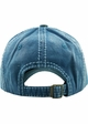 Bad Choices Make Good Stories Denim Vintage Baseball Hat inset 2