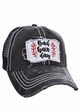 Bad Hair Day Mesh Trucker Cap inset 1