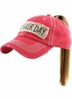 Bad Hair Day Ponytail Hat inset 1