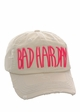 Bad Hair Day Vintage Cotton Baseball Hat inset 1