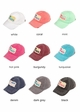 Beach Crazy Patch Baseball Hat inset 1