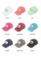 Beach Happy Patch Baseball Hat inset 1