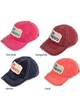 Beach Happy Patch Baseball Hat inset 3
