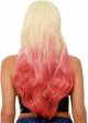 Beachy Waves Long Ombre Wig inset 1