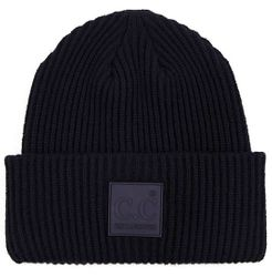 Black CC Beanie Hats, Gloves and Scarves