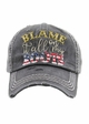 Blame It All On My Roots Vintage Hat inset 3
