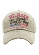 Blame It All On My Roots Vintage Hat inset 4