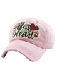 Bless Your Heart Baseball Hat inset 4