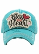 Bless Your Heart Baseball Hat inset 2