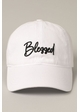 Blessed Embroidered Baseball Cap inset 4