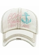 Boat Hair Don't Care Baseball Hat inset 3