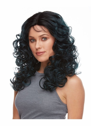 Bouncy Curl Lace Front Wig Layla
