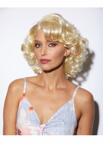 Bouncy Curls Starlet Wig
