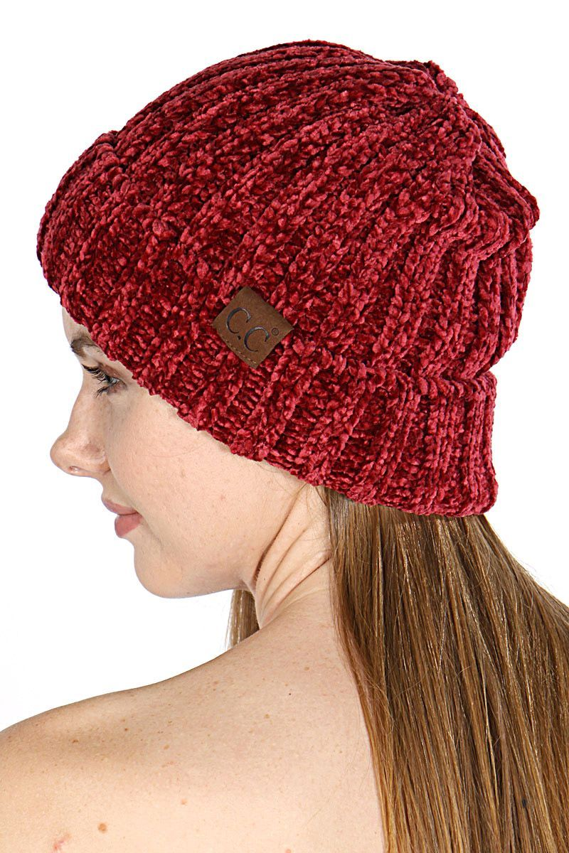 33411aed8d5 burgundy-chenille-wide-ribbed-knit-cc-beanie-hat-2.jpg
