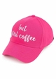 But First Coffee CC Brand Baseball Hat inset 2
