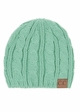 Cable Knit CC Beanie Hat inset 2