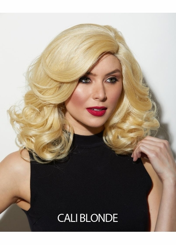 Cali Blonde Lace Front Wig Reagan