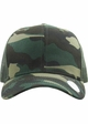 Camo Smooth Mesh Back Trucker Hat inset 1