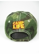 Camp Life Embroidered Patch Hat inset 3