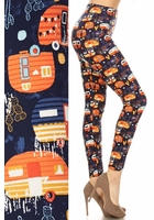 Camper Peach-Skin Leggings