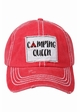 Camping Queen Patch Baseball Cap inset 2