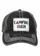 Camping Queen Patch Baseball Cap inset 3
