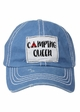 Camping Queen Patch Baseball Cap inset 4