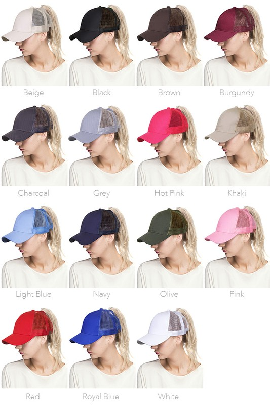 CC Top Knot Trucker Hat inset 1 ... cabbf62c81f