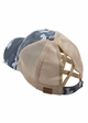 CC Camo Criss Cross Back Ponytail Baseball Hat inset 4
