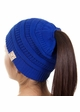 CC Cotton 365 BeanieTails Hat with Open Ponytail  inset 4