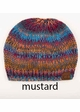 CC Ponytail Beanie in Chunky Multi Color Knit inset 2