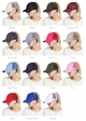 CC Top Knot Trucker Hat inset 1