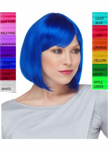 China Doll Synthetic Wig Raz