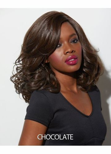 Chocolate Lace Front Wig Reagan