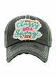 Classy With A Savage Side Vintage Hat  inset 2