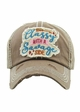 Classy With A Savage Side Vintage Hat  inset 3