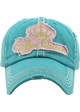 Coffee Queen Washed Vintage Ballcap inset 3