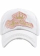 Coffee Queen Washed Vintage Ballcap inset 4