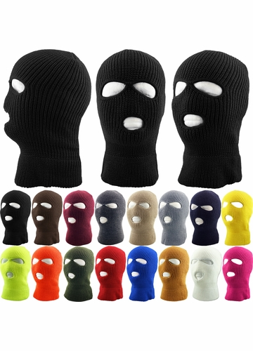 Cold Weather Knit Mask
