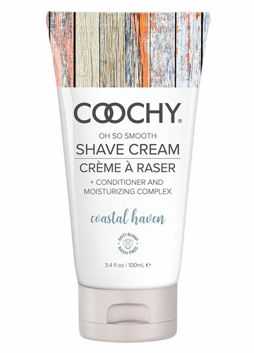 Coochy Shave Cream Coastal Haven 3.4 Fl Oz.