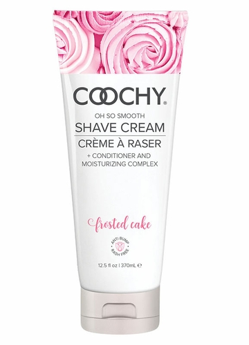 Coochy Shave Cream Frosted Cake 12.5 Fl Oz