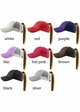 Cotton and Glitter Ponytail Baseball Hat with Mesh Sides inset 1