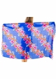 Cotton Sarong with Lilly Print inset 4