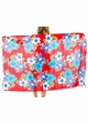 Cotton Sarong with Plumeria and Hibiscus inset 2