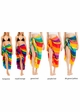 Cotton Sarong with Rainbow Sprinkle inset 1