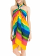Cotton Sarong with Rainbow Sprinkle inset 4