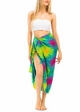 Cotton Sarong with Starburst inset 3