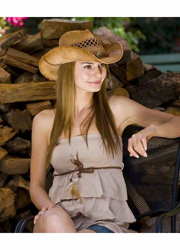 Country Cowgirl Hat
