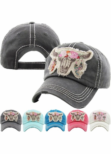 Country Wild Baseball Hat